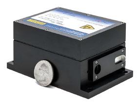 Hedgehog™ Rapid-Scan CW Pulsed Mid-IR Laser